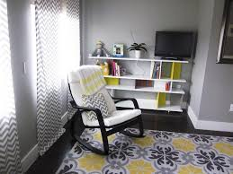 Black Rocking Chair For Nursery Perfect Nursery Rocking Chair Idea Editeestrela Design