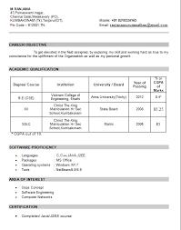 fresher resume sles free resumes tips