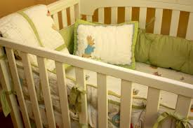 Bedding Crib Set by Beautifully Peter Rabbit Crib Bedding Model For Your Baby
