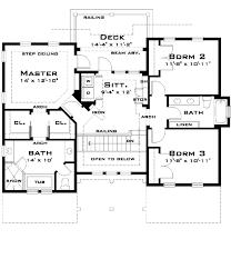 house ground floor plan design ground floor guest suite 44056td architectural designs house