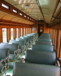 Coach Interior For Cars Coach Seating Durango U0026 Silverton Narrow Gauge Railroad Train