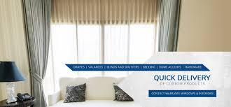 custom window treatments in milton interior design solutions