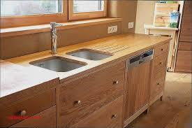 caisson cuisine bois meuble sous evier cuisine pour idees de deco de cuisine