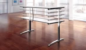 H Enverstellbarer Schreibtisch Schreibtisch Elektrisch Höhenverstellbar