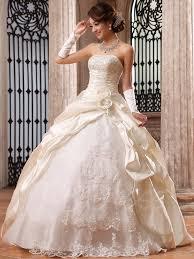 tb dress floor length gown strapless flowers lace wedding dress