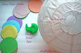 home design diy party decorations with tissue paper craft room