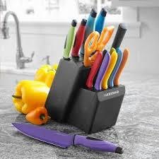 farberware kitchen knives amazon com farberware paring knife and cutting board set white