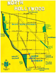 Chandler Mall Map California Fool U0027s Gold Exploring North Hollywood The Gateway