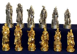 metal chess pieces intricate detail u0026 crafted from fine italian