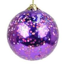 image gallery purple ornaments