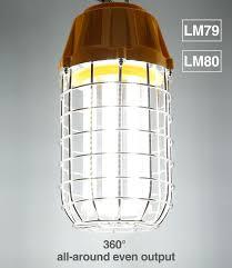 Work Light Fixtures by 60w Led Temporary High Bay Light Corn Cob Work Light For Job Site