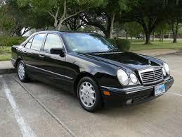 1999 black mercedes 1999 mercedes e320 sedan black looks and runs great