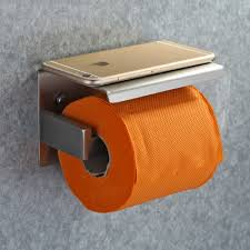 table paper holder toilet paper holder rustproof stainless steel bathroom tissue