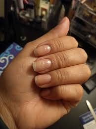 solved the best way to fix a broken nail