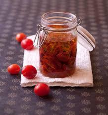 cuisiner des tomates s h s tomates cerises séchées et confites les meilleures recettes de