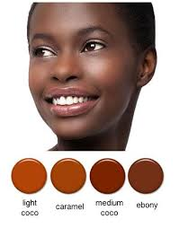 airbrush makeup for black skin foundation skin shade tone set of air