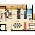 Floor Plan Of An Apartment Floor Plans Darling Point Penthouse Apartment Plan House Plans