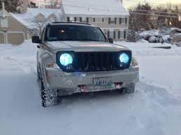 jeep liberty arctic blue lost jeeps u2022 view topic pictures of your kk in the snow long