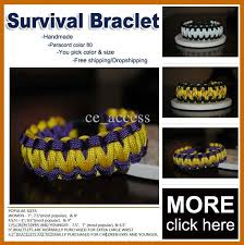 survival rope bracelet kit images Best cobra paracord bracelets kit military emergency survival jpg
