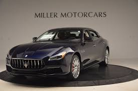 matte maserati quattroporte 2018 maserati quattroporte s q4 granlusso stock m1949 for sale