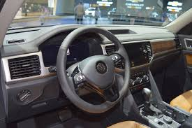 volkswagen dubai vw teramont dashboard at 2017 dubai motor show jpg indian autos blog