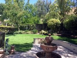 Patio Grass Carpet Grass Carpet Pine Valley California Paver Patio Backyard Landscaping