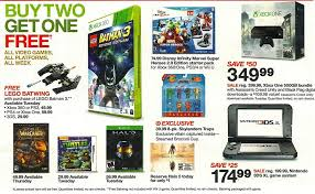 black friday ps4 deals target target pre black friday ad 11 9 11 15 buy 2 get 1 free game all