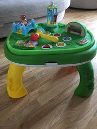 night garden activity table including iggle piggle