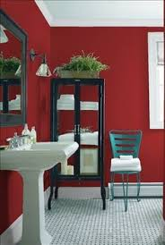 barn house addition caliente red and simply white benjamin