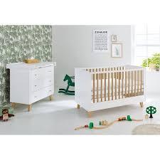 acheter chambre bébé chambre bébé pan 2 pièces lit et commode pinolino acheter sur
