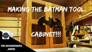 Wood Tool Storage Cabinets Making A Tool Cabinet Youtube
