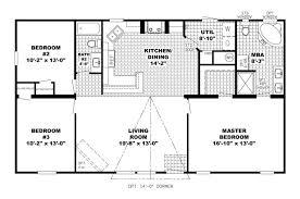 15 open concept floor plan small ranch house floor plans bright