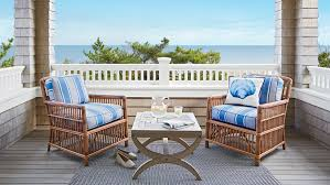 Patio And Porch Furniture by 65 Beachy Porches And Patios Coastal Living
