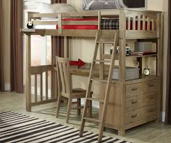 Driftwood Bedroom Furniture by 10070 Twin Size Loft Bed Highlands Beds Ne Kids Furniture The