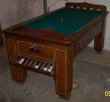 Best Pool Table For The Money by Antique Pool Table Ebay
