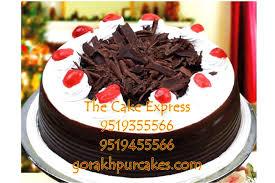 black forest cake gorakhpur delivery gorakhpur online cakes for