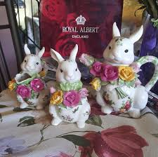 bunny tea set royal albert other royal albert country roses tea set poshmark