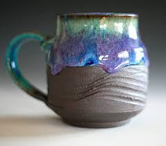 large coffee mug 18 oz handmade ceramic cup coffee cup