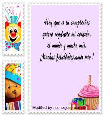 imagenes bonitas de cumpleaños para el facebook saludos y tarjetas bonitas de cumpleaños para mi novia frases de