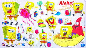 Spongebob Room Decor Spongebob Wall Todosobreelamor Info