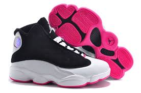 kid jordans kids 13 hyper pink black white sale