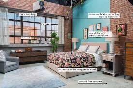 new girl bedroom my tour of the new girl set a giveaway emily henderson