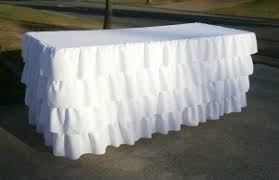 what is table skirt table skirting linens u0027n u0027curtains
