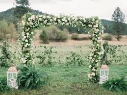 wedding arches nz how to throw the garden wedding