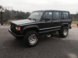 1991 isuzu amigo 1991 isuzu trooper 4 wheel drive 57500 original southern truck