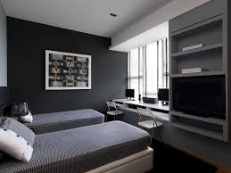 Punggol HDB Bedroom  Study Room Interior Design  Renovation By - Study bedroom design