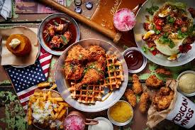 cuisine america contributing factors for the popularity of cuisine in