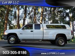 2003 chevrolet silverado 3500 lt 4dr 6 6l dually duramax 4x4 for