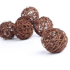 grapevine balls brown twig grapevine balls fixin s and fillers primitive decor
