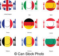 european cuisine european cuisine clipart vector graphics 1 156 european cuisine eps